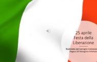 Messaggio video del Consiglio Comunale dei Ragazzi di Venegono Inferiore per il 25 Aprile